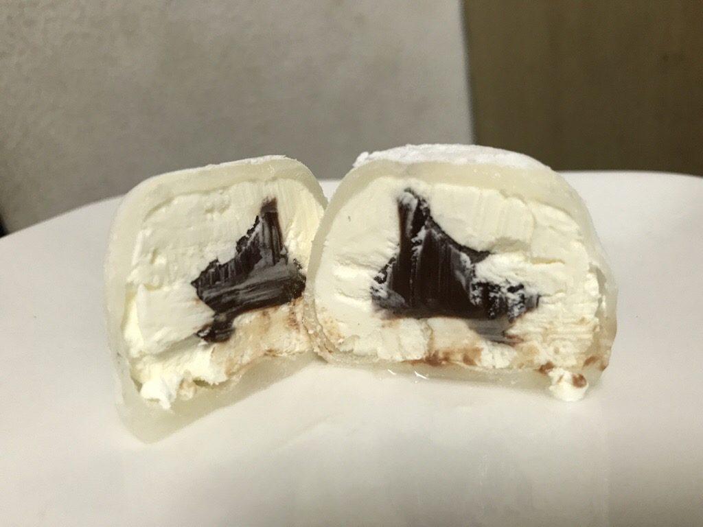 ロッテ 雪見だいふく とろける至福 生チョコレート