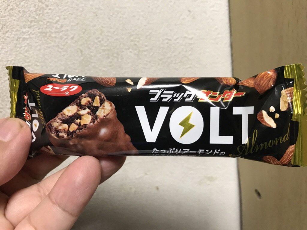 有楽製菓 ブラックサンダー VOLT
