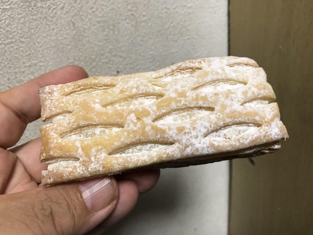 セブンイレブン バター香るカスタード&ホイップパイ