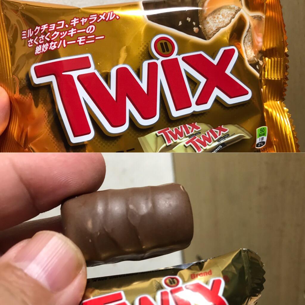 マースジャパンリミテッド Twix ツイックス ミニ