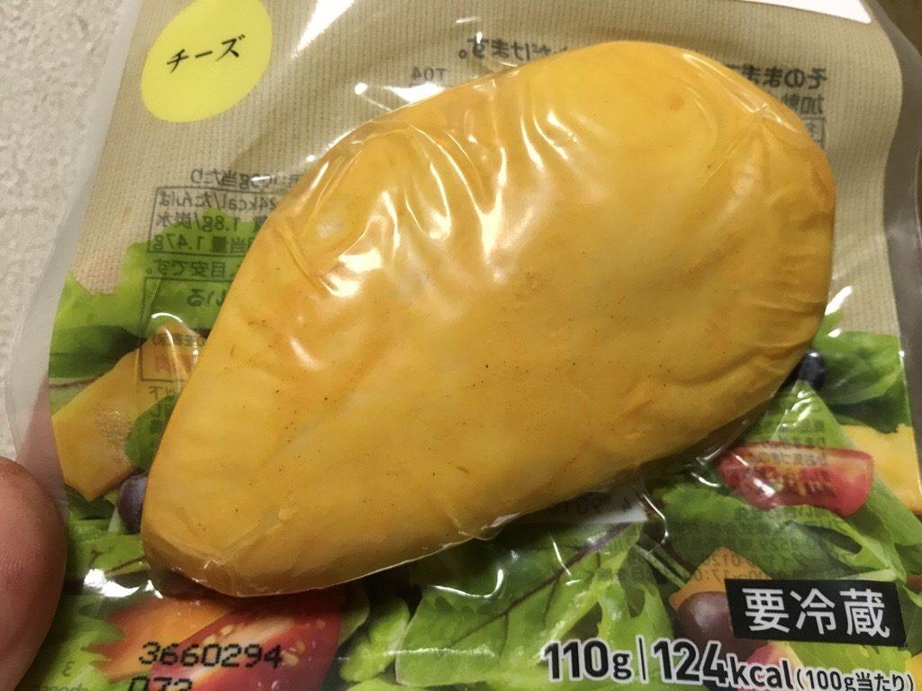 セブンプレミアム サラダチキン チーズ味