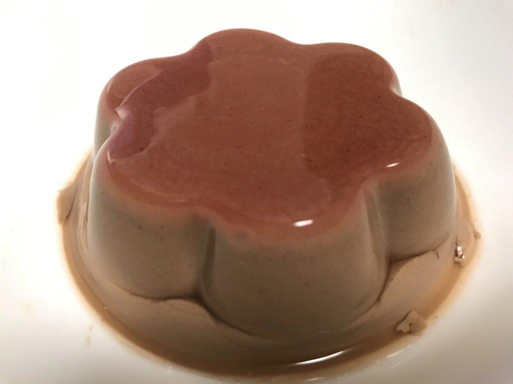 江崎グリコ プッチンプリン ミルクチョコ&苺ソース
