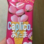 江崎グリコ カプリコのあたま いちご味