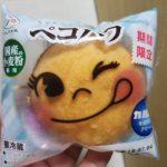 ヤマザキ ペコパフ カルピスを使用したクリーム