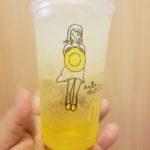 マクドナルド マックフィズ レモンジンジャー 果汁1%