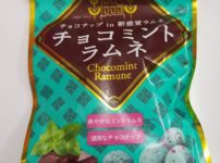 ノーベル チョコミントラムネ