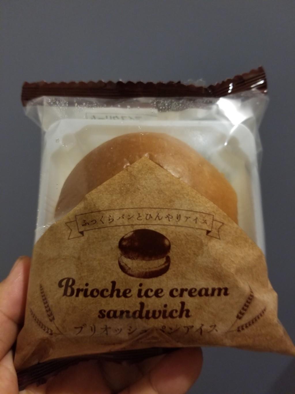 赤城 ブリオッシュ パンアイス