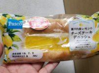 Pasco 瀬戸内産レモンのチーズケーキデニッシュ