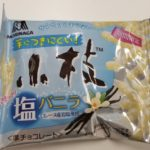 森永製菓 小枝 塩バニラ