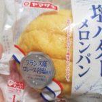 ヤマザキ 塩バターメロンパン 2019