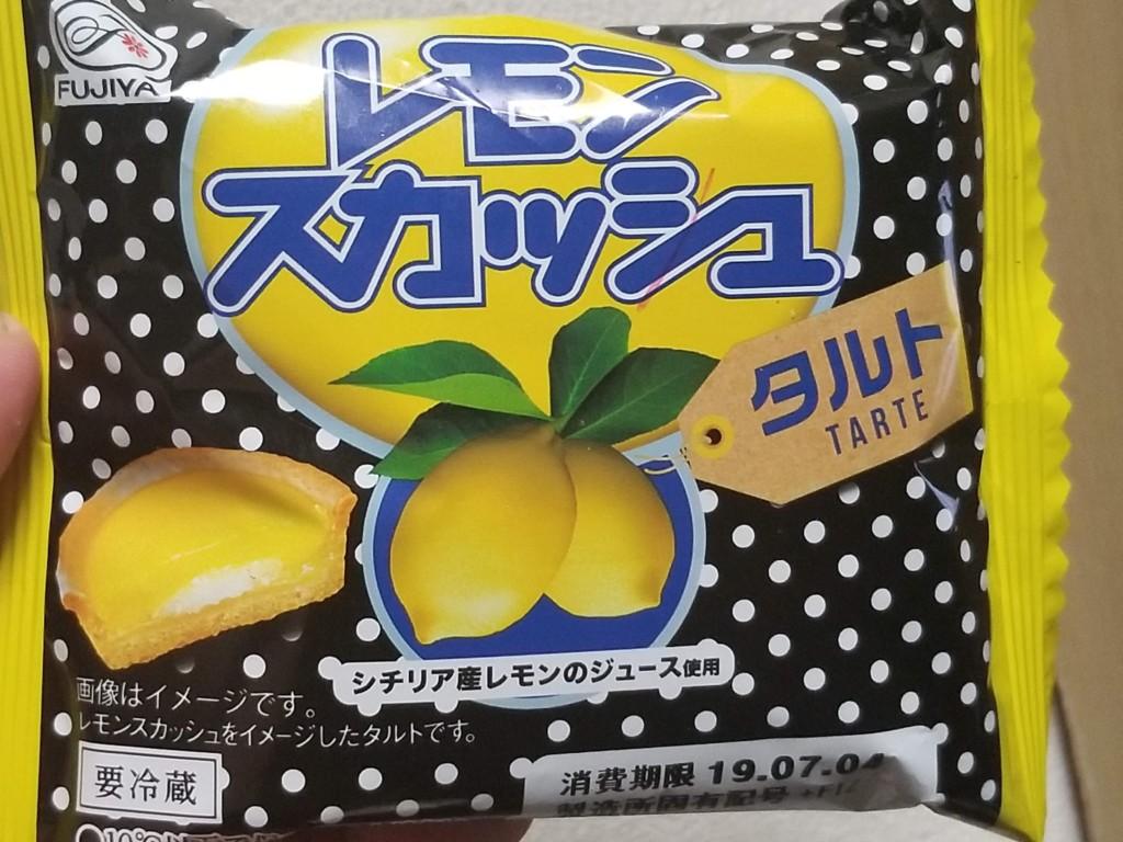 ヤマザキ 不二家 レモンスカッシュタルト