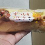 ヤマザキ ずっしりマロンケーキ