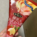 森永製菓 ザクレープ 練乳&あまおう苺