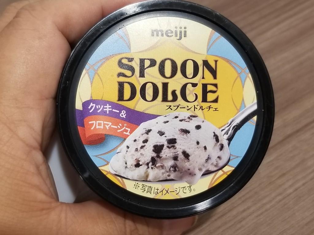 明治 SPOON DOLCE スプーンドルチェ クッキー&フロマージュ