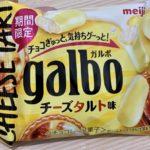 明治 ガルボ チーズタルト味 ポケットパック