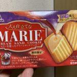 森永製菓 マリーを使ったサンドケーキ