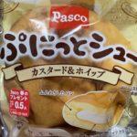 敷島製パン ぷにっとシュー カスタード&ホイップ