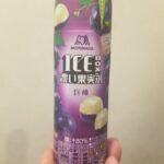 森永 アイスボックス濃い果実氷<巨峰>