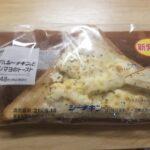 ローソン ダブルシーチキンとコーンマヨのトースト