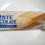 ヤマザキ ホワイトチョコサンド