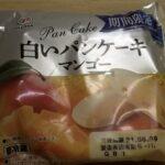 不二家 白いパンケーキマンゴー