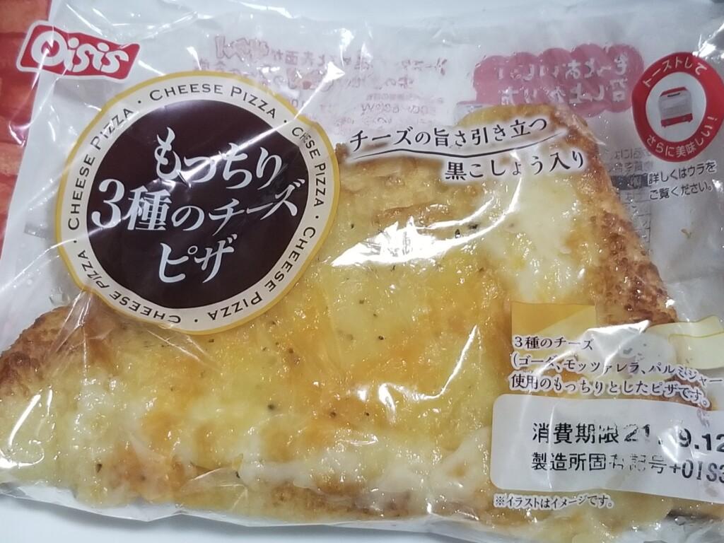 オイシス もっちり3種のチーズピザ