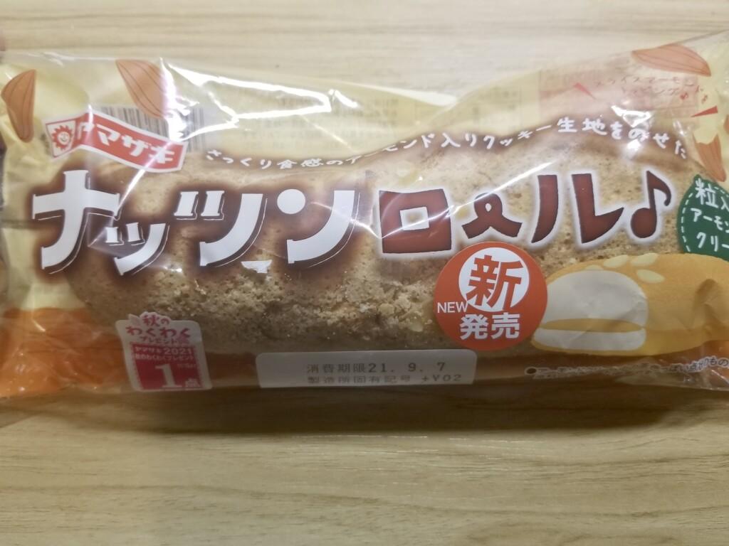 ヤマザキ ナッツンロール