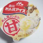 森永れん乳アイス
